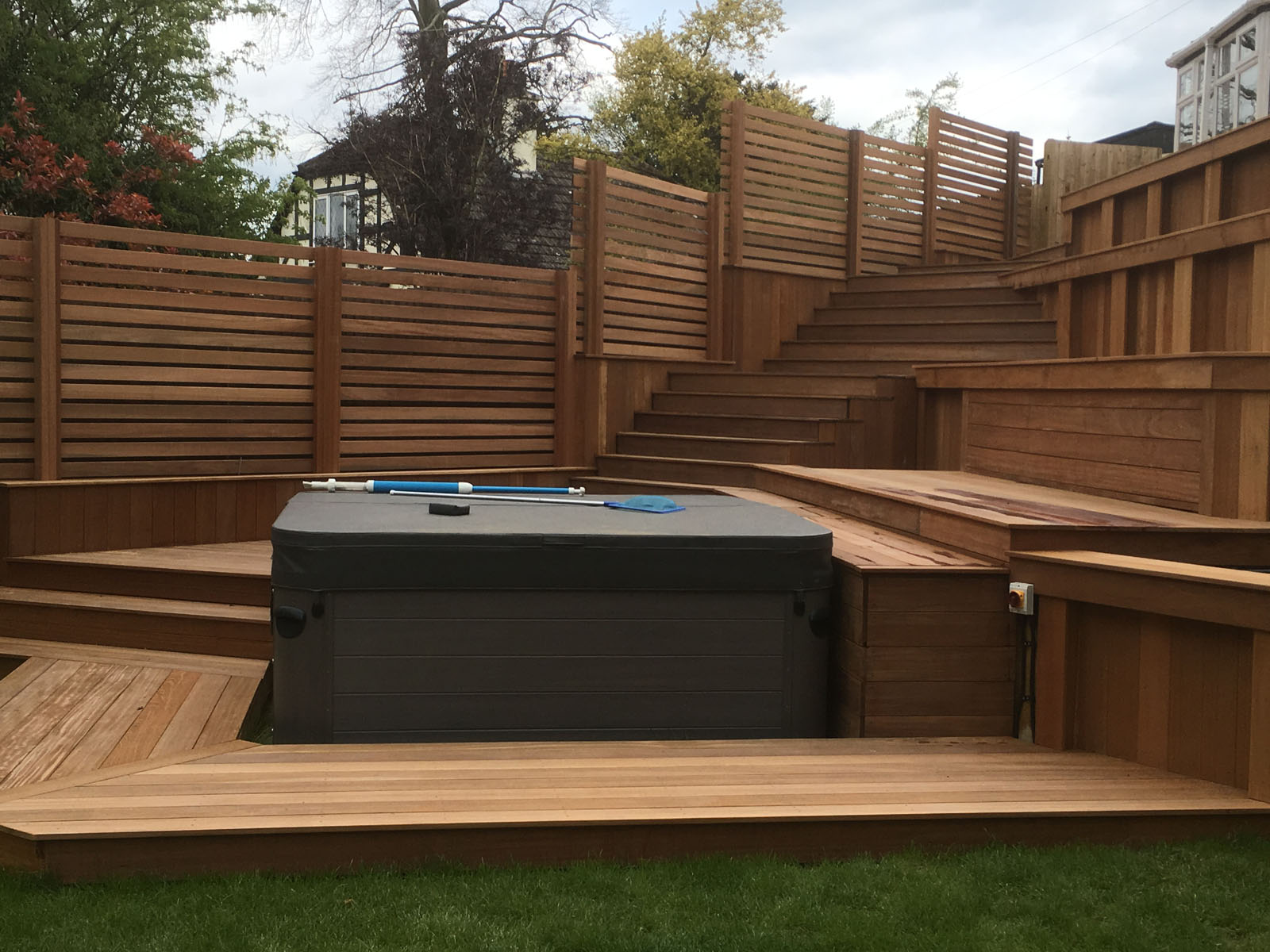 Composite Deck Wandsworth